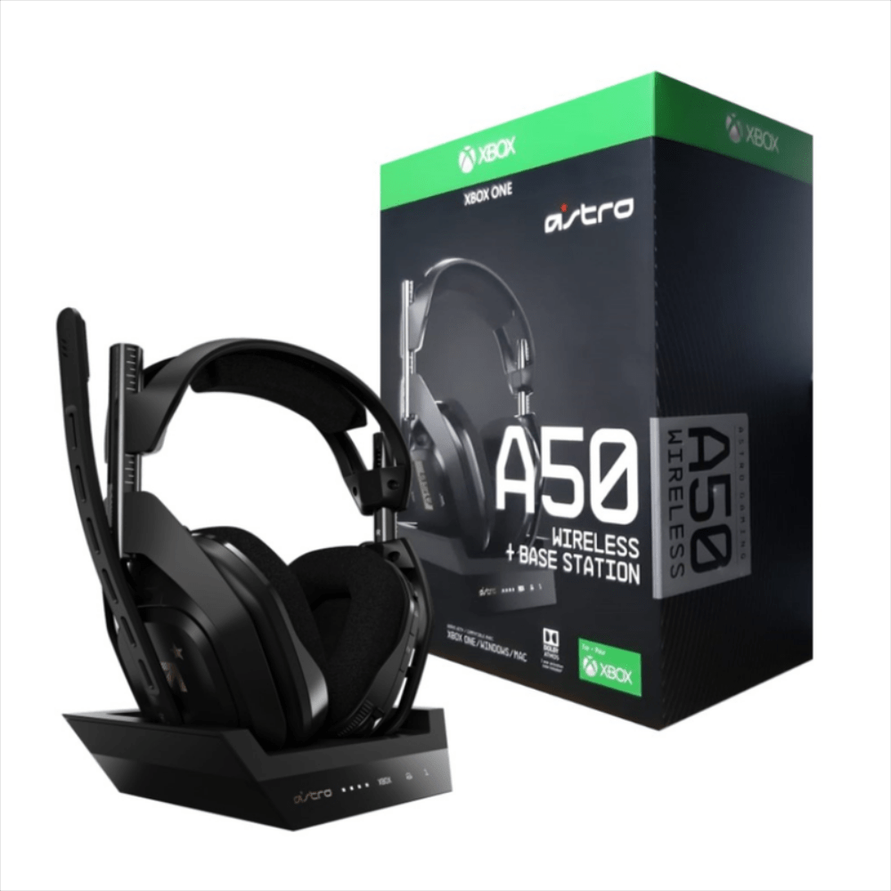 Audifonos Gamer Logitech Astro A50 + Base XB1